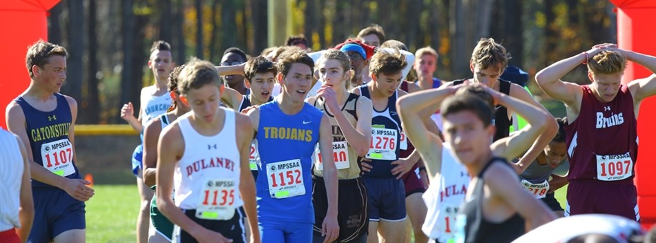 Another picture from the 2016 Boys State Championship Cross Country Meet.