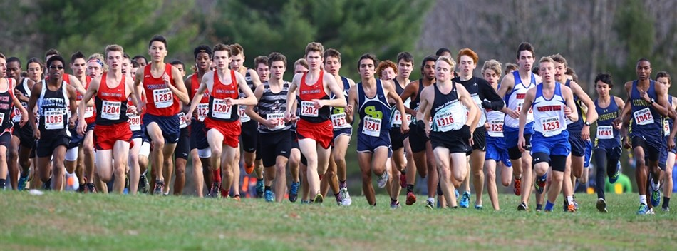 Another picture from Boys State Championship Cross Country Meet 2015
