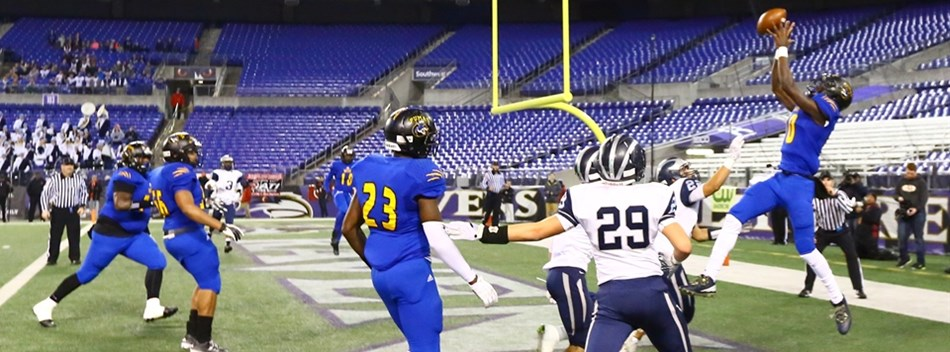 Picture from Class 4A State Football Championship 2015