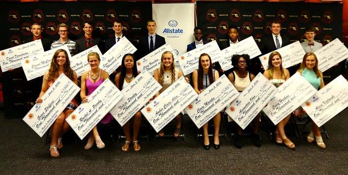 2016 Minds In Motion Scholarship Winners