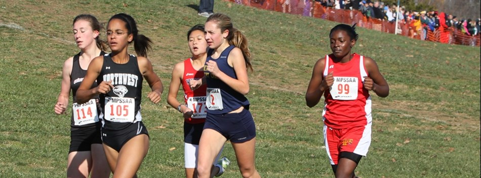 Girls' Cross Country 2
