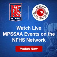 NFHS Network banner ad with link forwarding to their website.