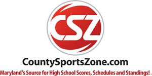 Ad forward link with County Sports Zone logo.
